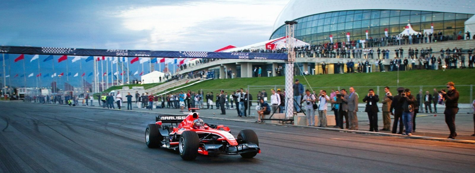 Формула 1 снова в Сочи!